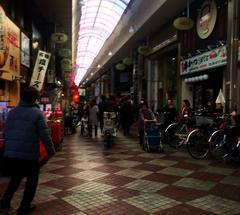 ★桃谷商店街