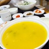 ポンジュク&ビビンパCafe。新大久保に韓国伝統粥専門店ポンジュクがあるのを見つけ早速行ってみた。