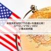 米国高配当型スマートベータETFの違いを徹底比較!SPYD / VYM / HDV(②構成銘柄編)