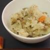 六花亭の朔日強飯(鶏ごぼう)