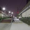 桜木町の旧東横線高架の一部が遊歩道に!