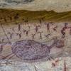 「先史時代の岩絵の世界」その5