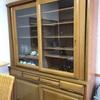 食器棚の整理とミニバラチュチュ