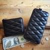 トイズマッコイのキルティングウォレットは二つ折りとロングから選べる大人の財布♪