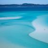 ビーチ情報 オーストラリア Whiteheaven beach