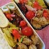 鶏むね肉のゴマ焼き弁当