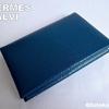 レビュー:エルメス カルヴィ カードケース名刺入れ