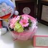お花が届きました!