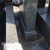 お墓の追加彫刻