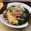 寒い朝、ホームで食べるきしめんはやっぱり旨い @名古屋駅 グル麺