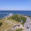 角島灯台からの眺め:下関市