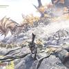 【MHW】プレイ日記:オッドアイガールと役満猫の気ままな珍道中~火の竜と角の竜を倒しに。頂も底も制覇して古代竜人に認めてもらうハンターへ。