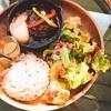 【京都】ライブラリースペースもある!? マールカフェ さんの絶品ハンバーグランチを食べてみました!