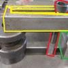 位置決め、高さ調整・角度調整・クランピングの機能があるフレックラム2D治具