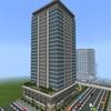 高層ビルを作る④  [Minecraft #38]