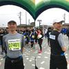 病院をより身近に感じてもらうため、ドクターが地域のマラソンへ参加!