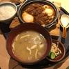 かつはな亭にて名古屋名物の味噌かつを平らげる。甘辛い赤味噌はご飯が進む進む。【かつはな亭(前橋・文京町)】