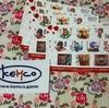 ケムコさんからレイジングループのステッカーを頂きました!