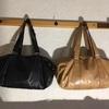 【レビュー】m0851の小さいボストンバッグ「TENNIS」が可愛いのに使い勝手良い!