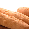夫さん、フランスパンに挑戦