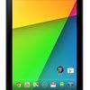 Nexus7(2013)LTEモデル(SIMフリー)が9月13日国内発売決定