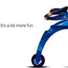 【これは!グッズ】 近未来的電動自転車