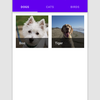 Google の Material Design の UI があまり好きではない