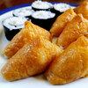 本日のおうちランチはいなり寿司とのり巻き♪<おうちごはんレシピ>