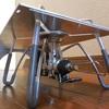 Space fire ST310専用ソロキッチン 遮熱板 日本製 (アルミテーブル)1.2⑤ 脚の固定