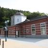 島越駅と復活した吉村文庫