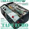 「The EFFECTOR BOOK Vol.52」!テープエコー特集!6/15発売!