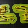 3Dプリンターでロボット作ってみる その3 3Dプリンタートラブルシューティング「部品歪み」解決編