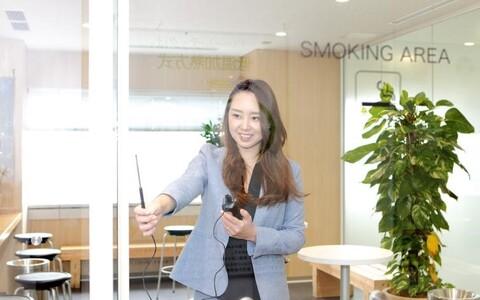 おもしろ部署探訪~日本たばこ産業株式会社(JT) たばこ事業本部 AP推進部~たばこを吸われる方にとっても吸われない方にとっても、快適で双方が共存できる社会を目指す『分煙コンサルティング』の仕事とは?