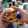 スーパーボウルなので、超アメリカンハンバーガーを作ってみた!