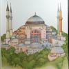 Hagia Sophia, Istanbul, Turkey (CE 537)