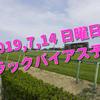 2019,7,14 日曜日 トラックバイアス予想 (福島競馬場、中京競馬場、函館競馬場)