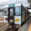 東北地方で電車に乗り温泉に入る(10・終) 快速湯けむり号で仙台へ