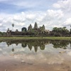 女子大生初めての一人海外!カンボジア!