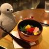 喫茶店であんみつを食べました!!(017)