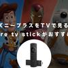 ディズニープラス(旧ディズニーデラックス)をTVで見るにはFire TV Stick が本当におすすめな話