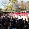 節分祭が執り行われました。