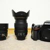 「D750」がやってきた。ついにフルサイズ一眼デビュー・・・の前に私のカメラ遍歴