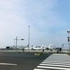【大田区】コロナの影響なのか天空橋の駐機場に飛行機がたくさん並んでいる【羽田空港】
