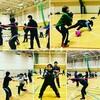 筑波大学女子ラクロス部さんへのトレーニング指導