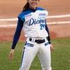 【女子プロ野球】愛知ディオーネ 佐藤千尋がかわいい