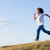 汗っかきな子供におすすめ!汗をよく吸い、早く乾くスポーツタオル!