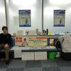 知りましたか? 中国の人権活動家が成田空港で生活を送っていた