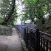 代田橋 ゆずり橋から玉川上水を歩く