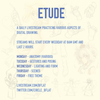 ETUDE resuming