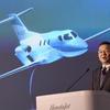 小型ビジネスジェット機『ホンダジェット』を日本で発売開始!2019年前半の納入開始を目指す!!